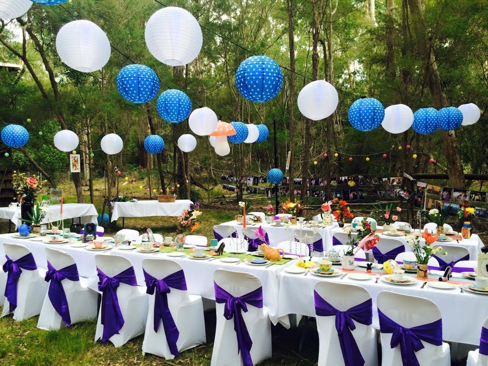 Garden Parties in melbourne