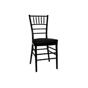 Wedding Black Tiffany Chair