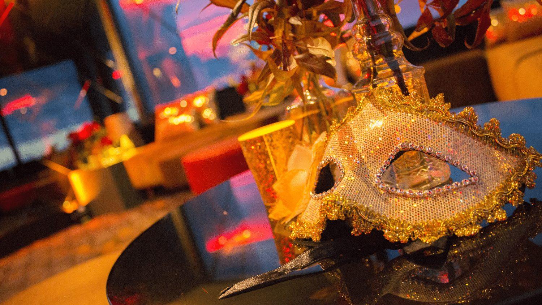 Masquerade Event mask