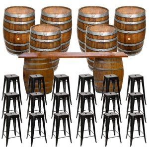 Rustic Furniture Bundle 3 hire