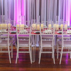 Dining & Draping Hire Melbourne