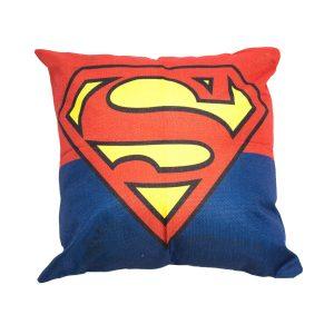 Themed Cushions, Cushions for hire, Superman Cushion