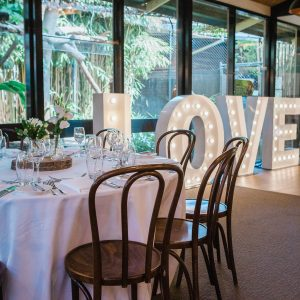 wedding hire showcase